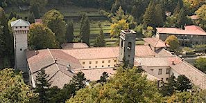 Abbey at Vallombrosa